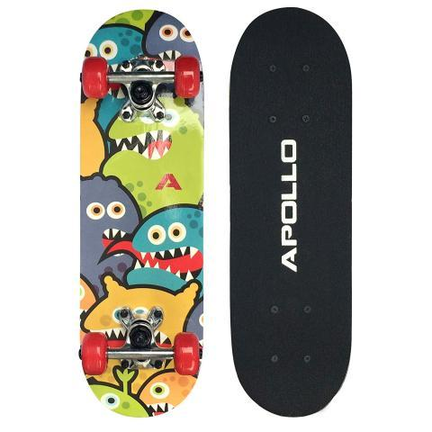 "Детски скейтборд ""Monsterskate"" Apollo"