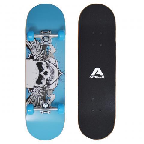 "Детски скейтборд ""Skull"" Apollo"