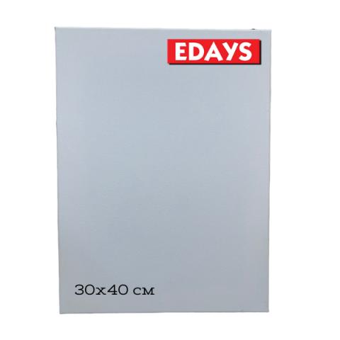 Платно за Рисуване 100% памук Edays 30/40 см.