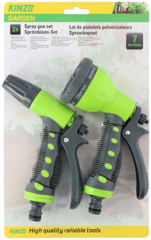 Комплект пистолети за градински маркуч