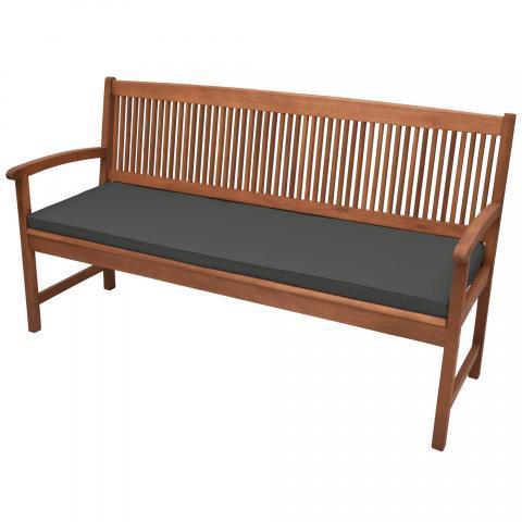 Възглавница за пейка 100х48х5см