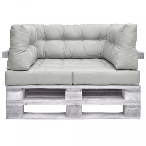 Комплект възглавници за мебел от палета ЛУКС 6