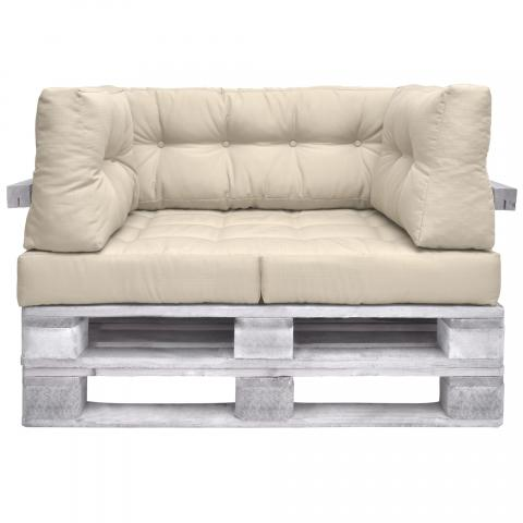 Комплект възглавници за мебел от палета ЛУКС 7