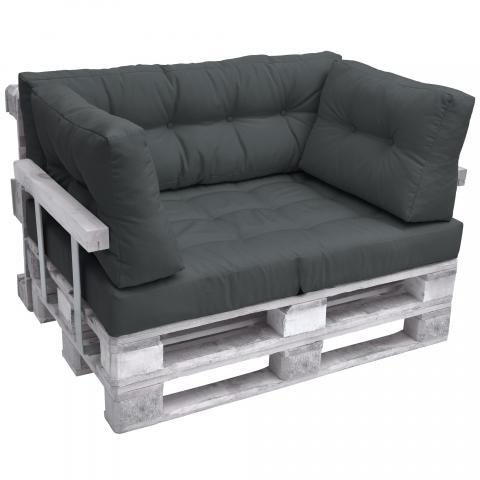 Комплект възглавници за мебел от палета ЛУКС 3
