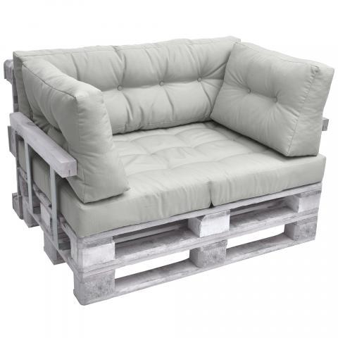 Комплект възглавници за мебел от палета ЛУКС 2