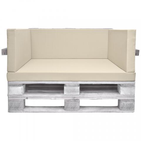Комплект възглавници за мебел от палета 3