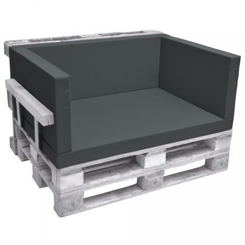 Комплект възглавници за мебел от палета 4