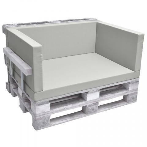 Комплект възглавници за мебел от палета 5