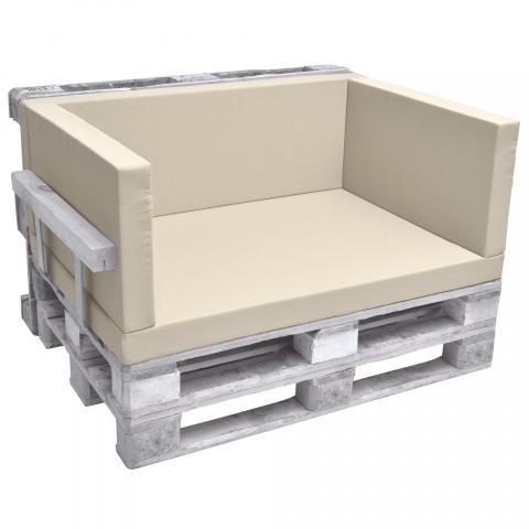 Комплект възглавници за мебел от палета 6